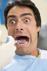 I have a terrible fear of going to the dentist yet I know I need to. What should I do?